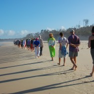 May 23-26, 2014 – Women's Retreat. Yarrahappinni, Australia.
