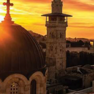 June 21, 2016 – Fear, Fearlessness and Freedom. Jerusalem